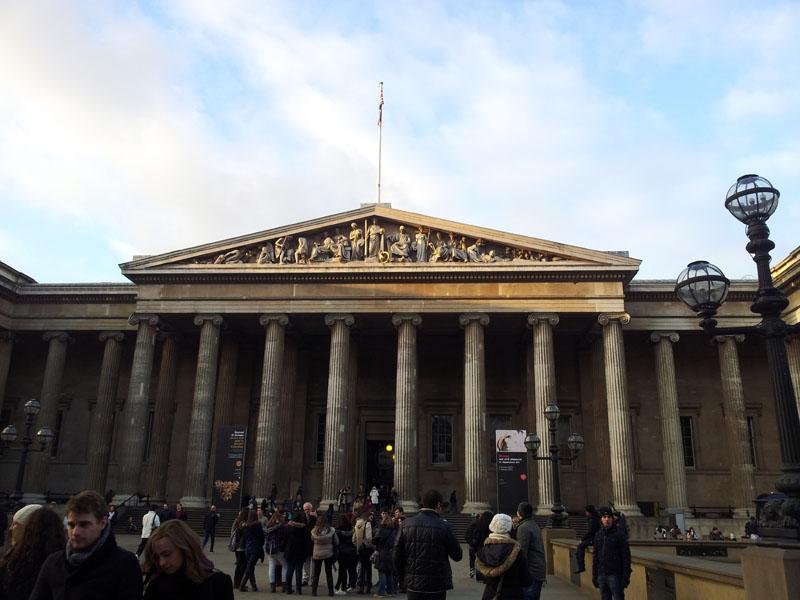 16 british museum