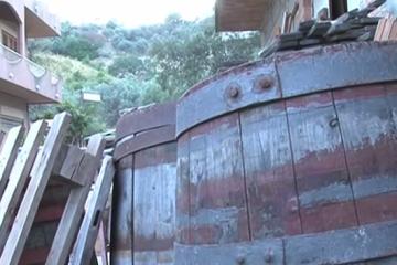 come si costruisce una botte per il vino