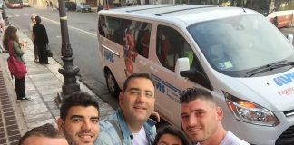 Iamu con Avis, il viaggio attraverso l'Italia