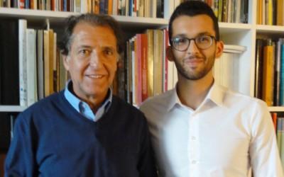 Giuseppe Rudi architetto ospite di Future a Madrid
