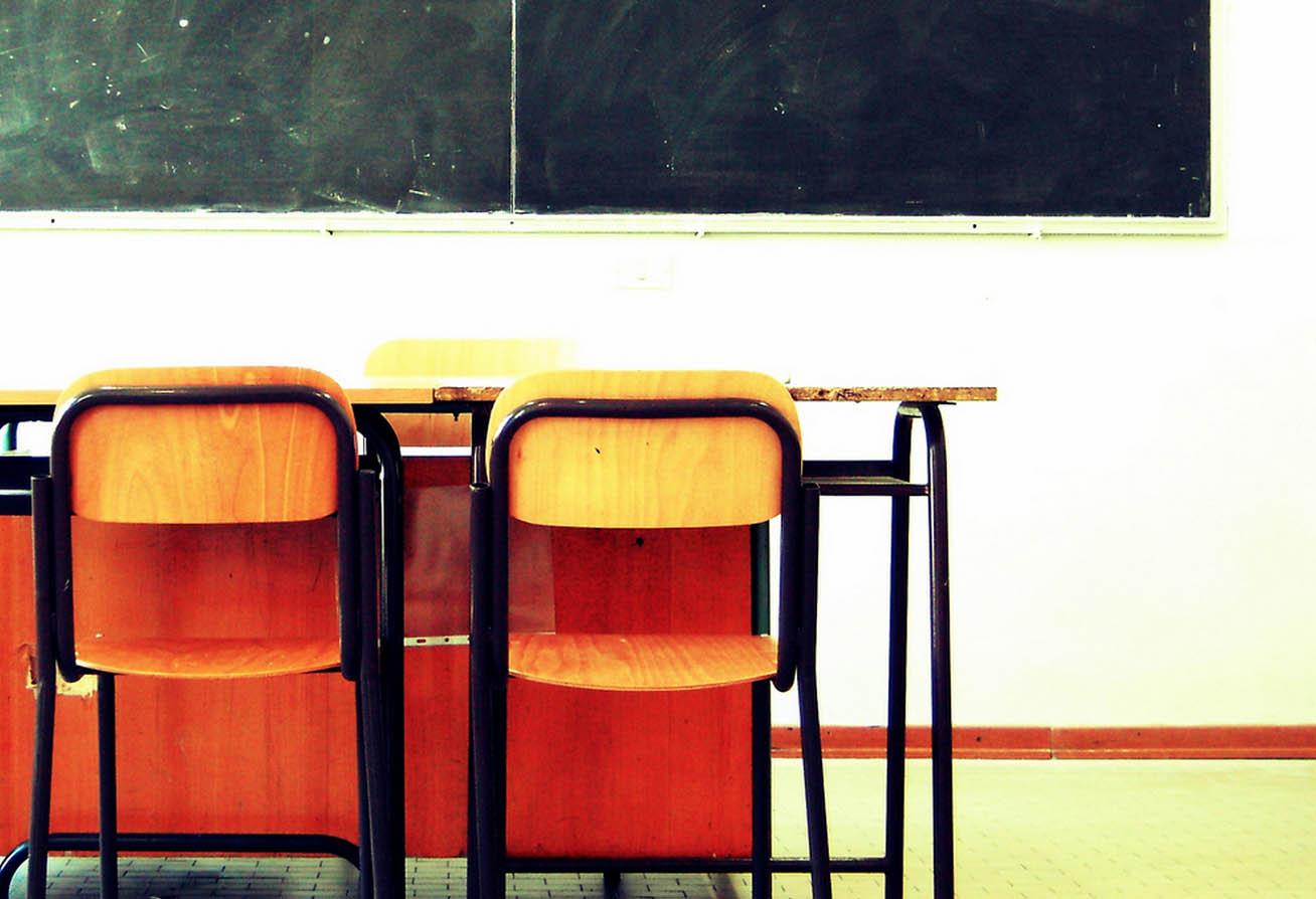 banchi scuola cattedra