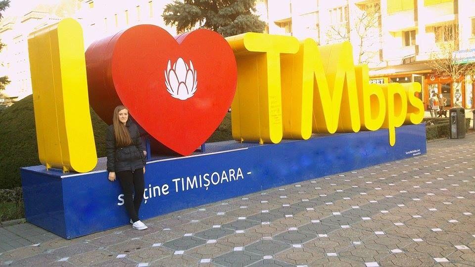Sara Gatto Romania Timisoara