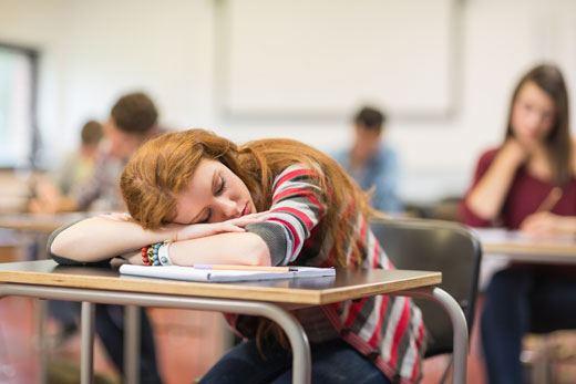 dormire a scuola tutorial