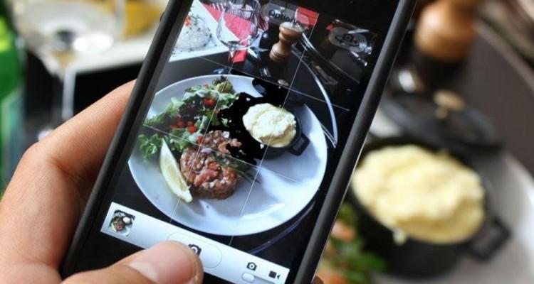 Food cibo foto smartphone