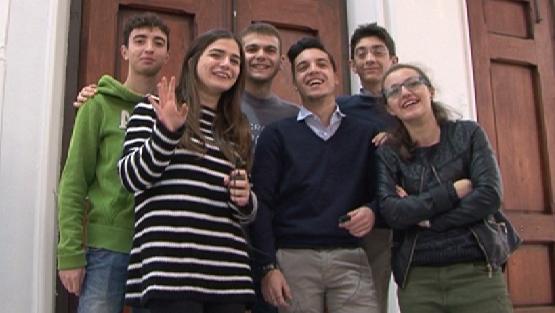 """Notte nazionale - Liceo classico """"Campanella"""" di Reggio Calabria"""