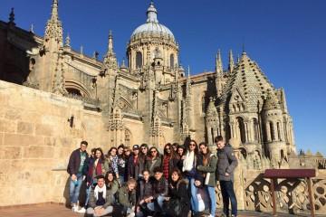 Studenti del Liceo Rechichi di Polistena in Spagna