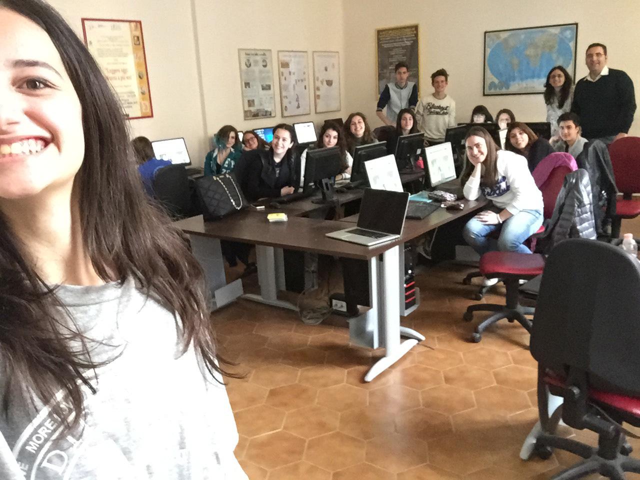 Giornalismo multimediale con il liceo classico di Reggio Calabria