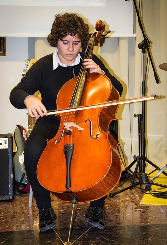 ludovica cordova classico violoncello