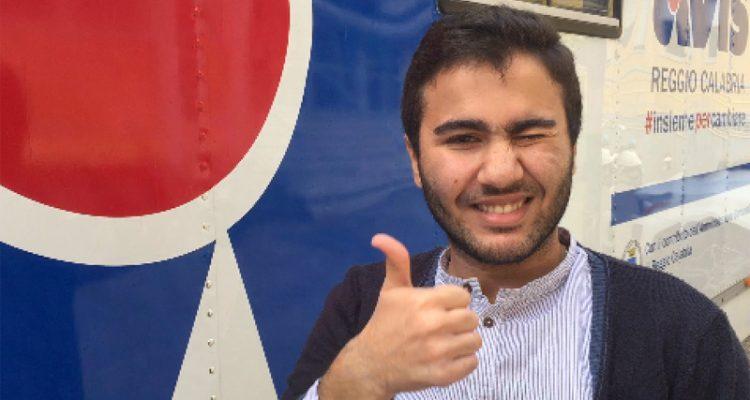 La prima donazione di sangue di Mamud