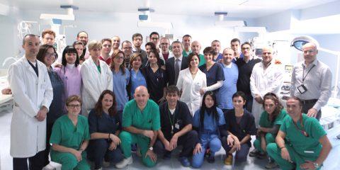 Fratto, primario di Cardiochirurgia a Reggio Calabria