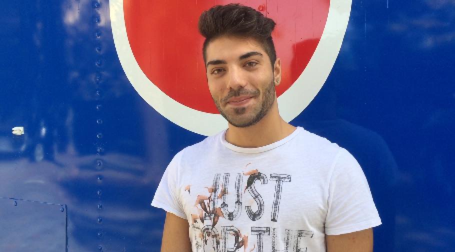Vittorio prima donazione di sangue avis