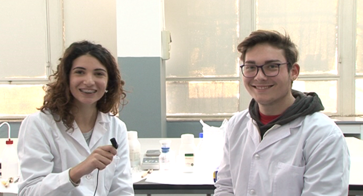 Studiare chimica al Panella-Vallauri di Reggio Calabria