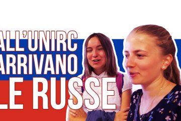 All'Unirc arrivano le russe