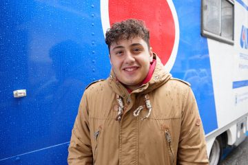 Storie di donatori di sangue: la prima volta di Giorgio