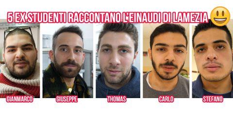 Lavorare con Gordon Ramsay e Massimiliano Alajmo: la storia di ex studenti dell'Einaudi di Lamezia