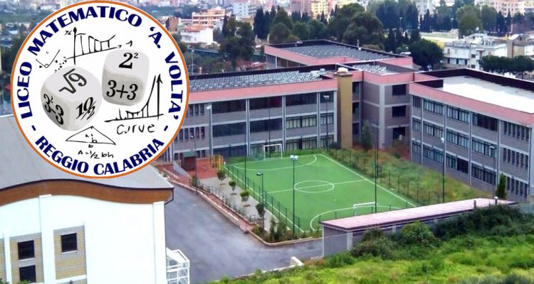 Liceo matematico al Volta di Reggio Calabria