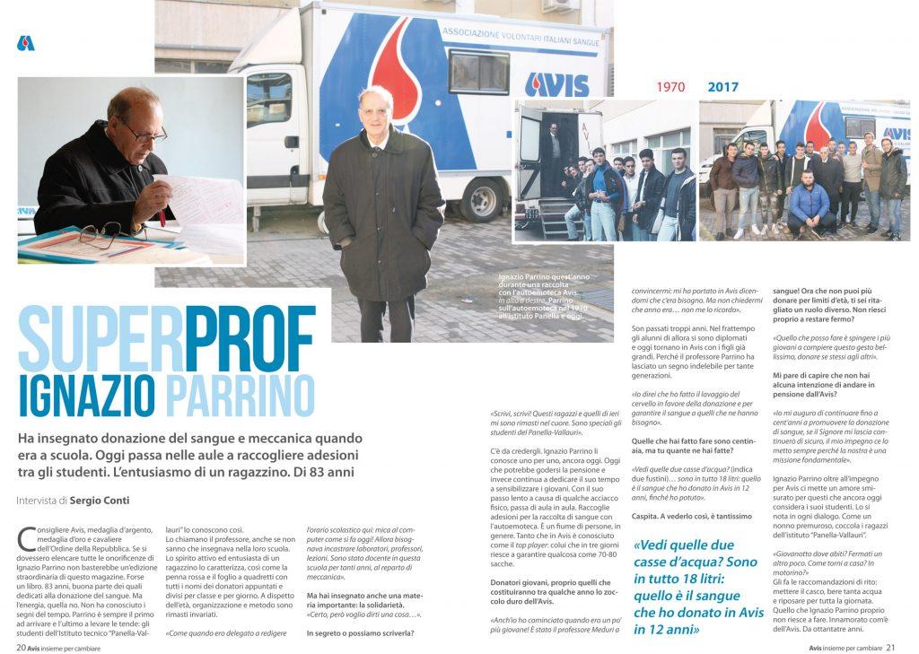 Avis comunale Reggio Calabria: intervista a Ignazio Parrino - pagine magazine